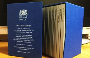 ROYAL BALLET THE COLLECTION